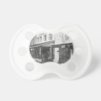 An Old Western Town Pacifier
