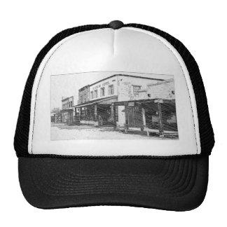 An Old Western Town Trucker Hat