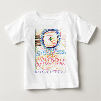 An Orderly Engagement and Expression of Generative Baby T-Shirt