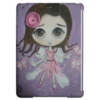 An original painting of a fairy for your iPad iPad Air Cases