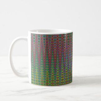 AN OSCILLATING TIME WARP IN THE TENTH UNIVERSE COFFEE MUG