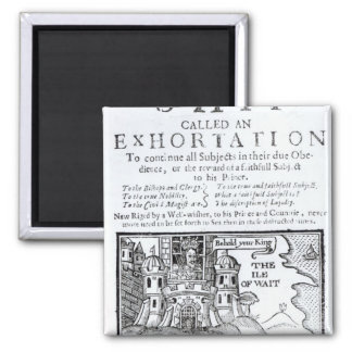An Ould Ship called an Exhortation' Refrigerator Magnets