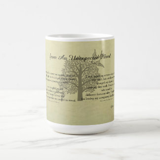 An Unexpected Friend ©2012 by Trinka Polite (mug) Coffee Mug