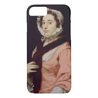 An Unknown Woman, called Peg Woffington (oil on ca iPhone 7 Case