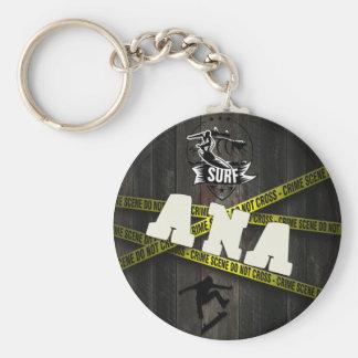 ANA - Skater Style Keychain