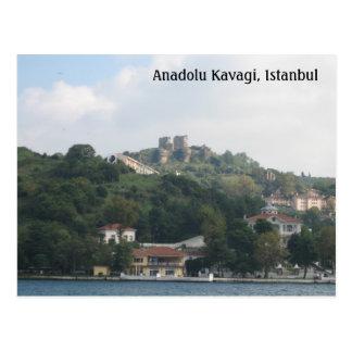 Anadolu Kavagi, Istanbul Postcard