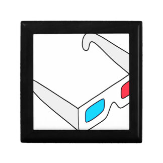Anaglyph Glasses Gift Box