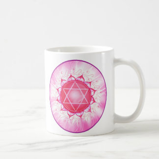 Anahata chrakra of the heart coffee mug
