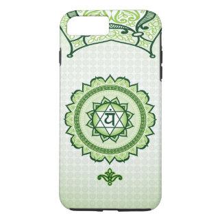 Anahata vert, 4ème cas de téléphone de Chakra Coque iPhone 7 Plus