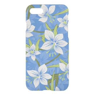 Anaina Hou Hawaiian Tropical Floral iPhone 8/7 Case