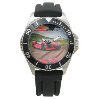 analogical clock watch