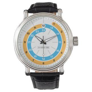 Analogue 24 Hour Watch