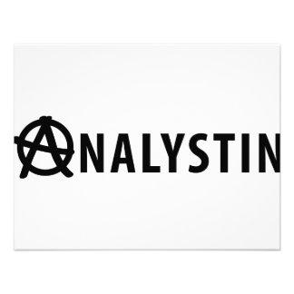 Analystin icon announcements