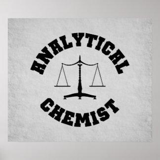 Analytical Chemist Poster