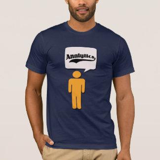 Analytics T-shirt