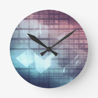 Analytics Technology with Data Moving Round Clock