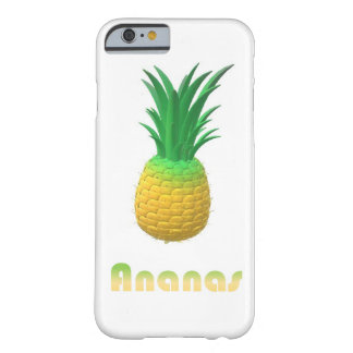 Ananas Barely There iPhone 6 Case