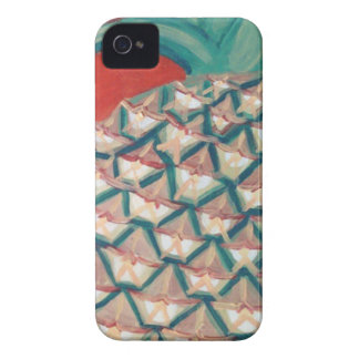 Ananas rouge coques Case-Mate iPhone 4