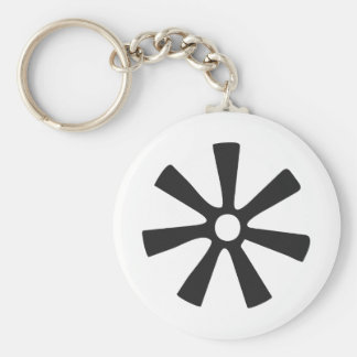 ANANSE NTONTAN | Symbol of Wisdom, Creativity Keychain