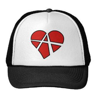 Anarchie imprudente de coeur de relations radicale casquette