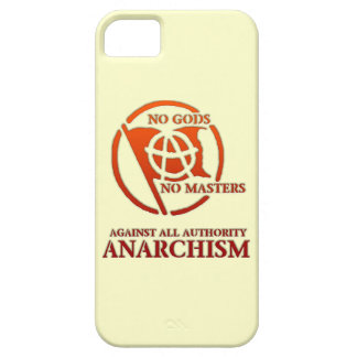 ANARCHISM CASE FOR THE iPhone 5