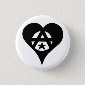 Anarchist 1 Inch Round Button