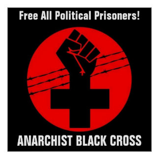 Anarchist Black Cross 3 poster