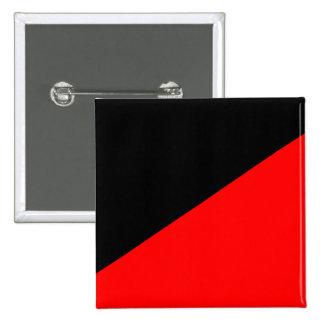 Anarchist, Colombia Political 2 Inch Square Button