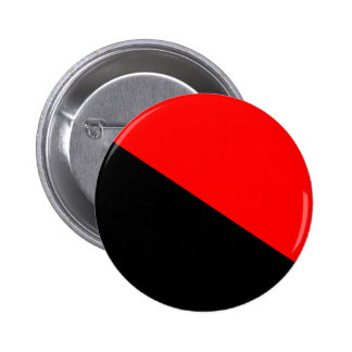 Anarchist, Colombia Political flag 2 Inch Round Button