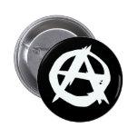 Anarchist logo button