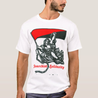 Anarchist Solidarity t-shirt