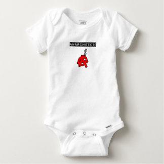 Anarchitecte - Word games - François City Baby Onesie
