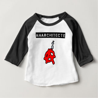 Anarchitecte - Word games - François City Baby T-Shirt