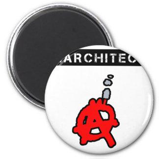 Anarchitecte - Word games - François City Magnet