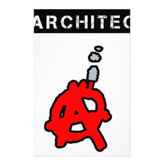 Anarchitecte - Word games - François City Stationery
