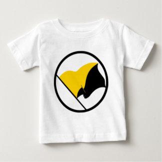 Anarcho Capitalism Flag Baby T-Shirt