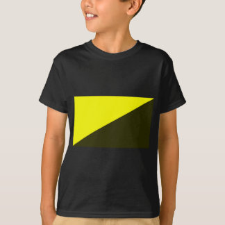 anarcho-capitalism-Flag T-Shirt