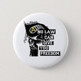 anarcho capitalist 2 inch round button