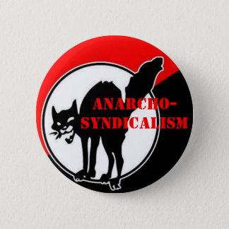 anarcho-syndicalism 2 inch round button