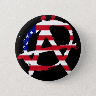 Anarchy #2 2 inch round button