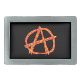 Anarchy Belt Buckle