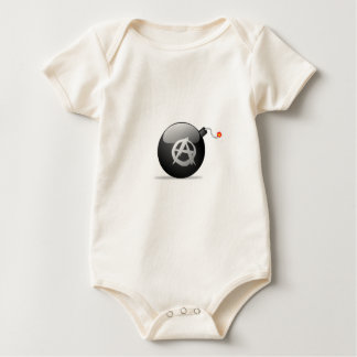 Anarchy Bomb Baby Bodysuit