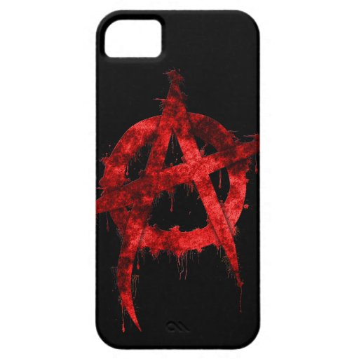 Anarchy iPhone 5 Case