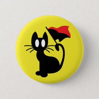 Anarchy Cat Button