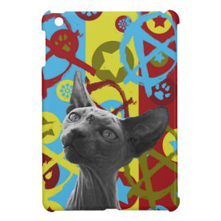 Anarchy Cat iPad Mini Covers