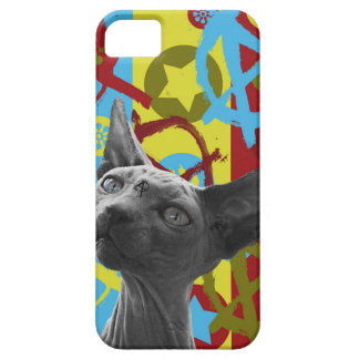 Anarchy Cat iPhone 5 Cases