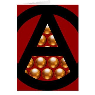 Anarchy Christmas Card