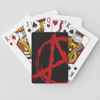 Anarchy Deck Playing Cards
