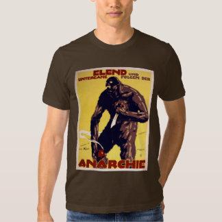 Anarchy - German WWI Poster Shirt