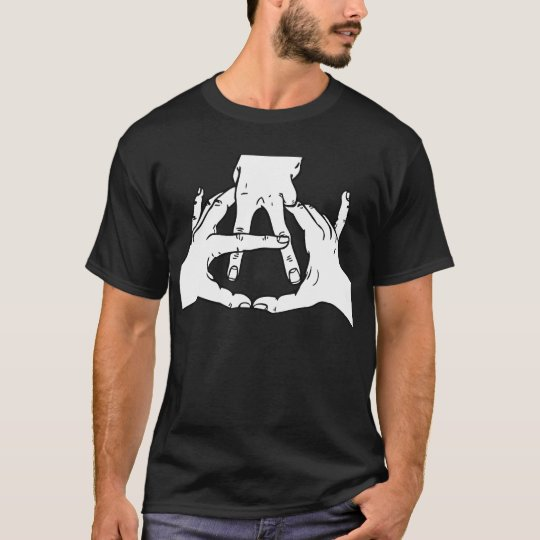 Anarchy hands T-Shirt